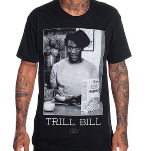 Paper Root Clothing   Trill Bill Graphic Tee